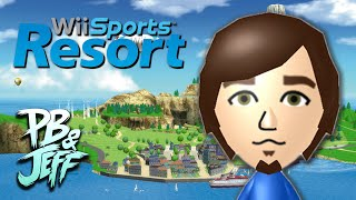 ULTIMATE COMPETITION: Wii Sports Resort - PB&Jeff
