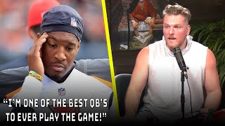 Pat McAfee Reacts To Jameis Winston Saying He's