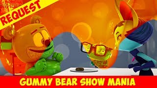 Who Ate It? (Backwards Slime-O-Rama) Special Request - Gummy Bear Show MANIA