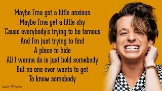 Charlie Puth - THE WAY I AM (Acoustic) (Lyrics)
