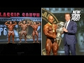 Schwarzenegger hosts 2017 international bodybuilding conte..