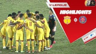 Đả bại Sài Gòn, Nam Định khởi đầu như mơ tại Wake-up 247 V.League 2019 | VPF Media