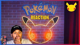 #Pokemon25 TRAILER REACTION   25 Years of Memories