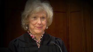 Judge Carolyn Dimmick: Women's Advances in Law Careers Are 'So Heartening'