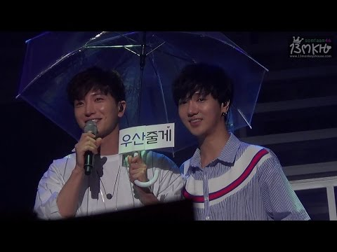 [Fancam] 170514 Yesung solo concert -Marry U +Talk with Leeteuk [13MKH]