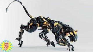 Dünyanın En Gelişmiş 10 ROBOTU