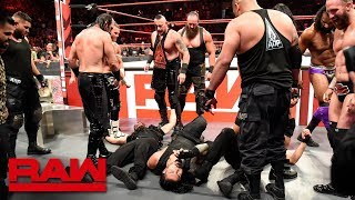 The Shield are brutalized in a massive ambush: Raw, Sept. 3, 2018