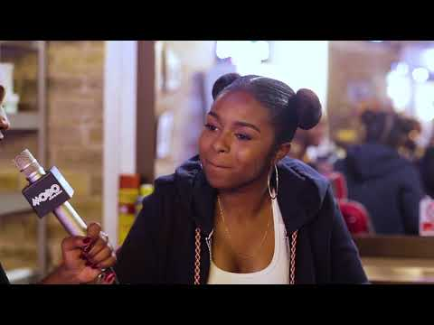 Nadia Rose on MOBO Award nominations,  new music plans | 2017 | MOBO