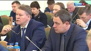 На ремонт омских магистралей будет направлено около одного миллиарда рублей