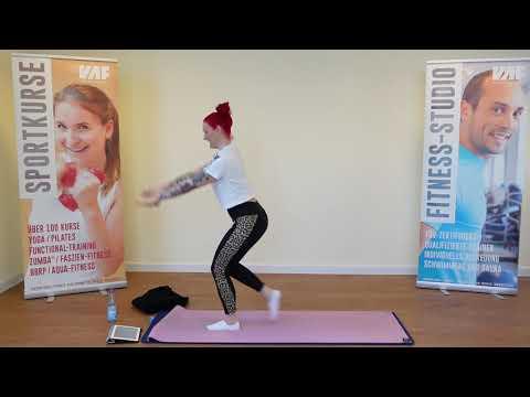 Pilates mit Maxi vom 31.03.21