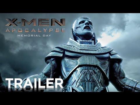 Ora vê o trailer oficial X-MEN: APOCALYPSE