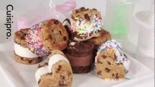 Cuisipro Mini-Ice Cream Sandwich Maker