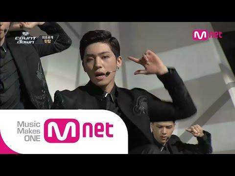 Mnet [M COUNTDOWN] Ep.393 : 틴탑(TEENTOP) - 쉽지않아(Missing) @MCOUNTDOWN_140911