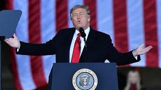 Donald Trump pressures Mike Pence to block Joe Biden's election victory