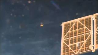NASA Astronaut Sees 'UFO' Near Space Station | Video