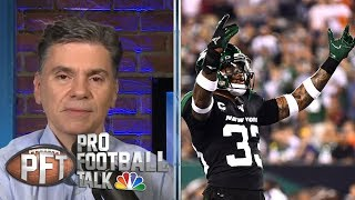 New York Jets' Jamal Adams right to be upset over fine for hit | Pro Football Talk | NBC Sports