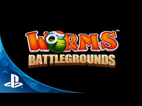 Worms™ Battlegrounds Trailer