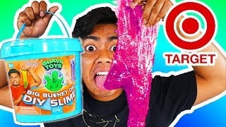 BUYING GUAVA SLIME from Target!