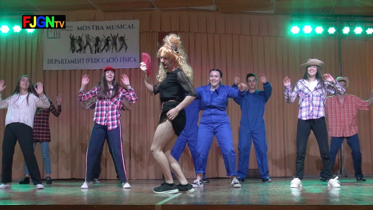 15. Party Rock / Dolçaina Estil / A Toda Mecha - Bailes Educacion Fisica 2019 IES Nules