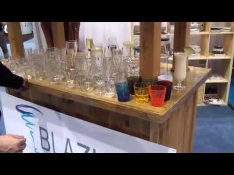 Blazun Premium Unbreakable Drinkware by Gessner