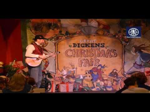 Pictures of Great Dickens Christmas Fair - Victorian London in San Francisco, Daly City, CA, USA