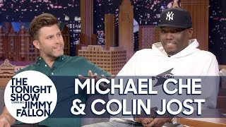 Michael Che Wants to Plan Something Dirty for Colin Jost's Bachelor Party