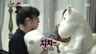 [Eng Sub] When Park Bom meet Poong Poongs