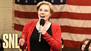 Elizabeth Warren Town Hall Cold Open - SNL