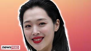 K-Pop Singer Sulli From F(x) Dies