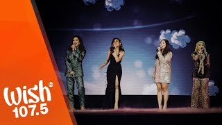 Julie Anne, Moira, KZ, and Morissette's Mellow Performance LIVE on Wish 107.5