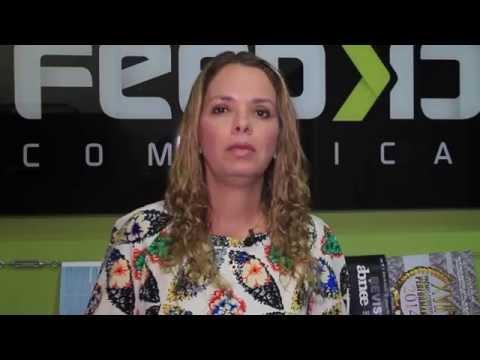 Imagem post: Mulheres que fazem a diferença no Mercado de Seguros: Natália Tavares – Diretora Executiva da Feedback Comunicação