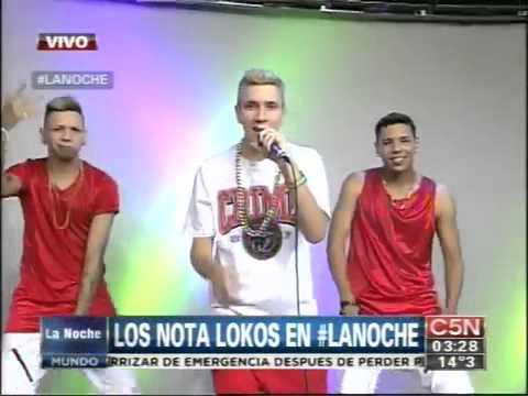 Los Nota Lokos - Lonuevo 2015 ( Temas Nuevos )
