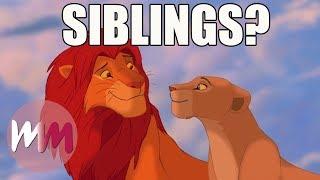 Top 10 Disturbing Disney Movie Realizations