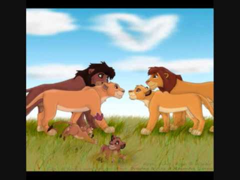 Kovu And Kiaras Kids Youtube