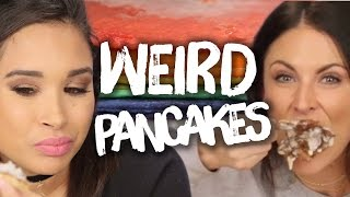 5 Weird Types of Pancakes (Cheat Day)