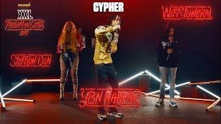 YBN Nahmir, Stefflon Don and Wifisfuneral's Cypher - 2018 XXL Freshman