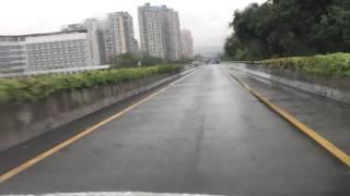 Driving from Hong Kong Airport to Shenzhen - Part V