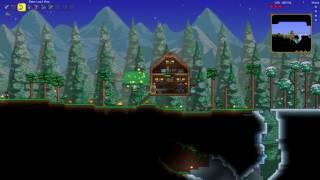 Terraria Modded: Boss Battle - Giant Slime (N045)