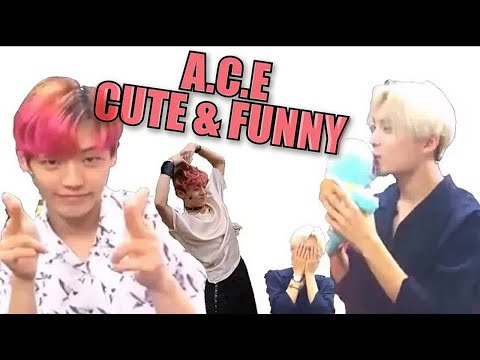 A.C.E (에이스) CUTE & FUNNY MOMENTS #2
