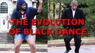 The Evolution of Black Dance! 🙌🏾🔥@TheKingOfWeird