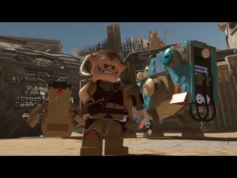 LEGO StarWars Vignetta Pacchetto Personaggio Le Avventure dei Freemakers Trailer Ufficiale
