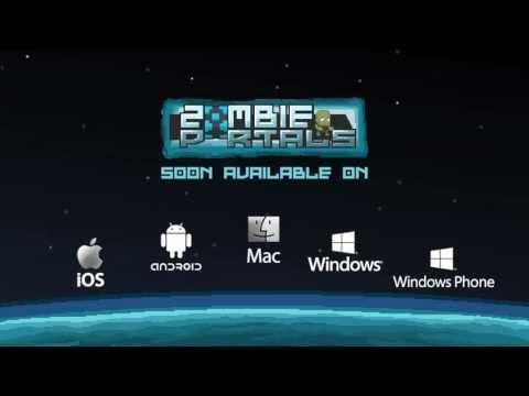 Zombie Portals teaser trailer