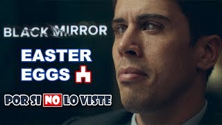 Todas las conexiones de Black Mirror (Easter Eggs Temporadas 1-4)