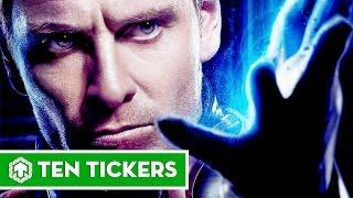 Top 10 sự thật thú vị về Magneto | Nhân vật Ten Tickers 22