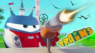 Toy Factory | Toy Train | Choo Choo train | Cars for kids | Cartoon Cartoon - SURPRISE