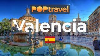 Walking in VALENCIA / Spain 🇪🇸- 4K 60fps (UHD)