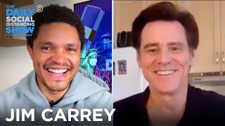 "Jim Carrey - ""Memoirs and Misinformation"" & Examining Persona | The Daily Social Distancing Show"