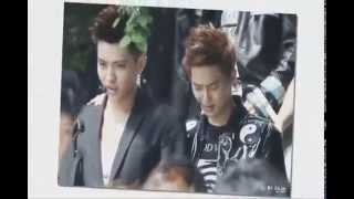 Krisho- Dad and mom. Back in time