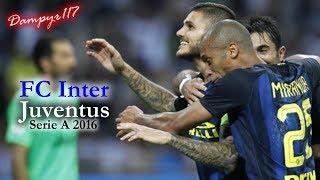 Inter - Juventus 2-1 (SANDRO PICCININI) 2016/2017