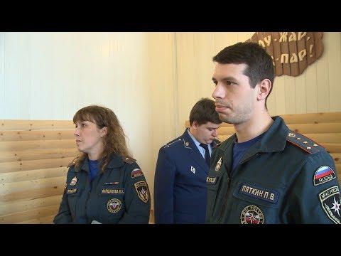 Прокуратура г. Кировска проверила батутный  центр
